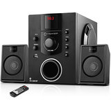 Truvison TV-300 3000W 2.1 Channel Home Theatre System with Bluetooth USB SD MMC