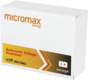 Micromax MES 170AC 2.0 Voltage Stabilizer