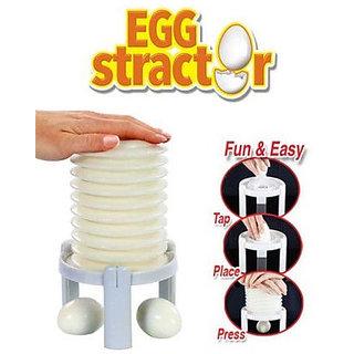 Egg Stractor Instantly Removes Egg Shell Remove Hard Boiled Egg Peeler Kitchen