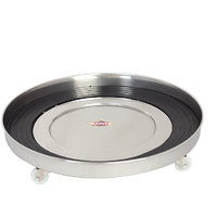 KS Stainless Steel Cylinder Trolley