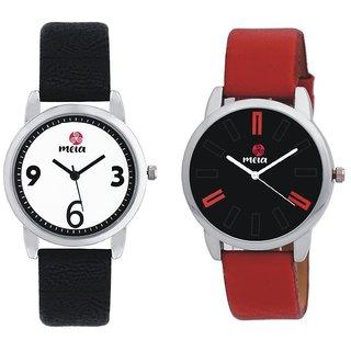 Meia Women's watch Meia 369 and Meia Red 3 u set of 2 watch