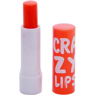 Skyedventures Crazy lip's Cherry Color Lip Balm (Sky-018)