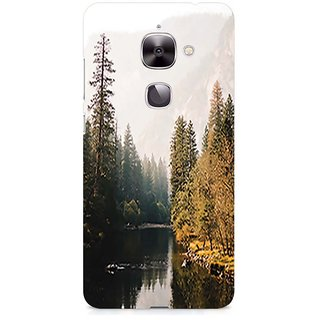 Printgasm LeEco Le 2 printed back hard cover/case,  Matte finish, premium 3D printed, designer case