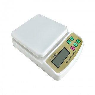 Zblack Kitchen Weighing Scale with charger
