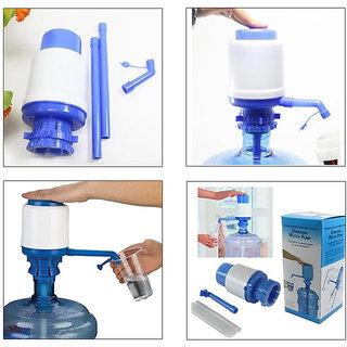 Kudos Bottled Water Plastic Dispenser Drinking Water Pump Water Hand Press Pump