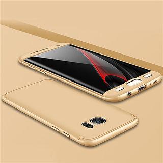 Original 360 Degree Slim Fit Case For Samsung Galaxy S7 Edge Rose Source · Original 100 360 Degree Samsung Galaxy S7 Edge Plain Back Cover By Sami Gold