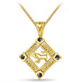 Zodiac Power Taurus Pendant