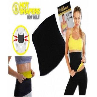 1ed76f2adb LITAX Unisex Hot Shaper Slimming Belt Fat Burn belt Waist Slimming belt for Men  Women