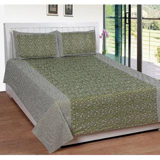 k decor 100 percent cotton besheet (SAN-011)