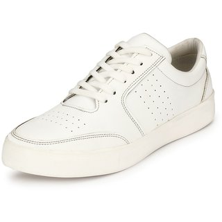 Afrojack Men's Original White Sneakers