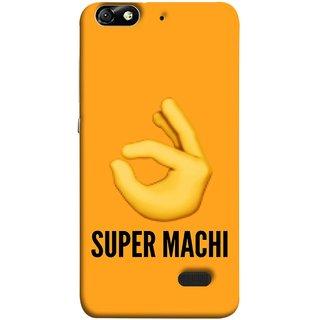FUSON Designer Back Case Cover For Huawei Honor 4C :: Huawei G Play Mini (Super Machi Video Song Allu Arjun Samantha)
