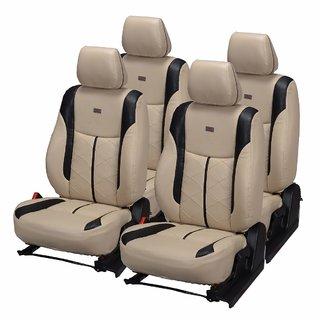 Pegasus Premium PU Leather Car Seat Cover for Honda Brio