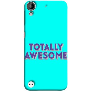 FUSON Designer Back Case Cover For HTC Desire 530 (Take Your Dreams Seriously Very Beautiful Best )