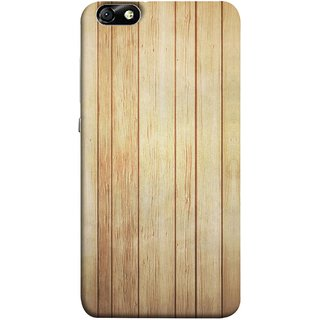FUSON Designer Back Case Cover For Huawei Honor 4X :: Huawei Glory Play 4X (Wood Furniture Table Door Solid Beautiful Art)