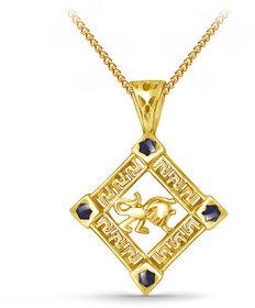 Zodiac Power Leo Pendant