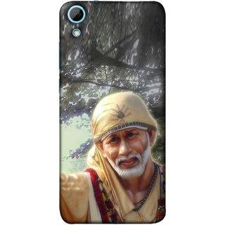 FUSON Designer Back Case Cover For HTC Desire 628 :: HTC Desire 628 Dual Sim  (Shirdi Wale Sai Baba Sainath God Shradha Saburi Pooja)