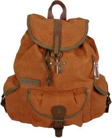 The House of Tara Go-Getter Backpack (Rust)