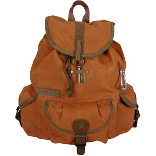 The House of Tara Go-Getter Backpack (Rust)