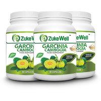 Zukewell Garcinia Cambogia Extract 500 Mg (60 HCA)Fat B