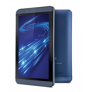 iBall Brisk 4G2 (3GB RAM TABLET) 16 GB (Cobalt Blue)
