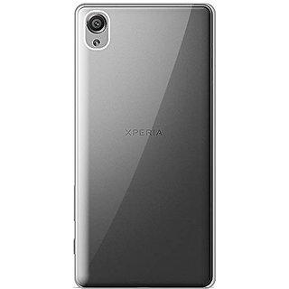 pretty nice 4d20b 9908b Sony Xperia XA1 Transparent Soft Back Cover