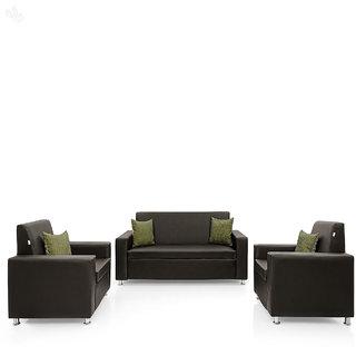 Buy Furniture4u Fully Upholstered Sofa Set Premium