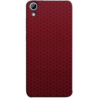 FUSON Designer Back Case Cover For HTC Desire 830 :: HTC Desire 830 Dual Sim (Multi Dimentional Desinger Art Students Collage Girly )