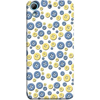 FUSON Designer Back Case Cover For HTC Desire 626G :: HTC Desire 626 Dual SIM :: HTC Desire 626S :: HTC Desire 626 USA :: HTC Desire 626G+ :: HTC Desire 626G Plus (Background Cloths Textile Small Medium Large Size )