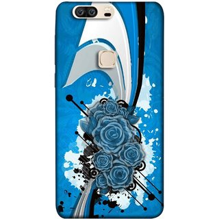 FUSON Designer Back Case Cover For Huawei Honor V8 (Colour Canvas For Hall Bedroom Painting Intresting Lot)