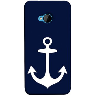 FUSON Designer Back Case Cover For HTC M7 :: HTC One M7 (Sea Ocean Nevy Soldiers Fighter Plains Ultrasonic )