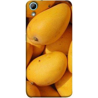 FUSON Designer Back Case Cover For HTC Desire 626G :: HTC Desire 626 Dual SIM :: HTC Desire 626S :: HTC Desire 626 USA :: HTC Desire 626G+ :: HTC Desire 626G Plus (Jungle Sweet Villages Fruits Hapoos Langda )
