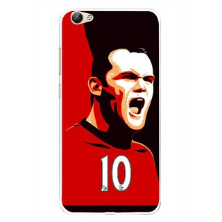 Snooky Printed Sports ManShip Mobile Back Cover For Vivo Y55 - Multi