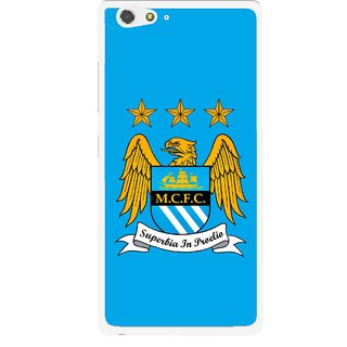 Snooky Printed Eagle Logo Mobile Back Cover For Gionee Elife S6 - Multi