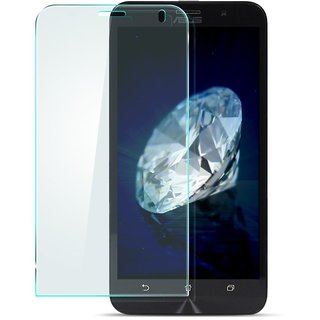 RSC POWER+ 0.3Mm Pro, Tempered Glass Screen Protector For ASUS ZENFONE C