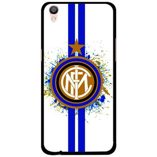 Snooky Printed Sports Lovers Mobile Back Cover For Oppo F1 Plus - Multi