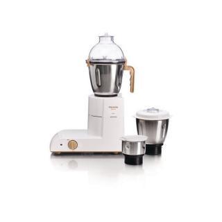 Philips HL1618 550-Watt 3 Jar Mixer Grinder (White And Brown) at shopclues