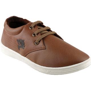 Paya Hub Brown Men Casual shoe-031