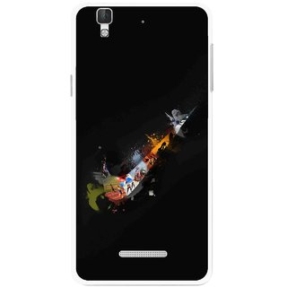 Snooky Printed All is Right Mobile Back Cover For Coolpad Dazen F2 - Multi
