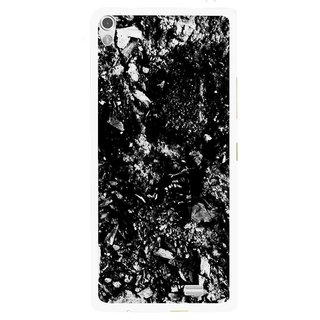 Snooky Printed Rocky Mobile Back Cover For Gionee Elife S5.1 - Multi