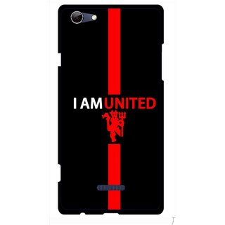 Snooky Printed United Mobile Back Cover For Micromax Canvas Selfie 3 Q348 - Multi