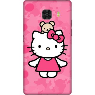 3a703786e Print Opera Hard Plastic Designer Printed Phone Cover for Samsung Galaxy C9  Pro Cute Cat with