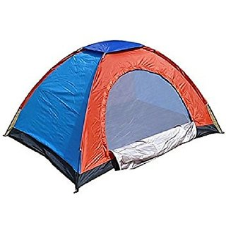 261b16cef12 PORTABLE DOME TENT FOR 4 PERSON WATERPROOF CAMPING TENT OUTDOOR TENT ...