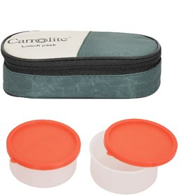 Sellebrity 2 in 1 Mehndi Lunchbox 2 Plastic Container