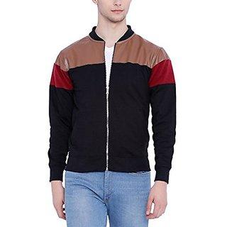 Campus Sutra Men Plain Jacket