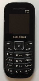 Samsung keystone 2  (6 Months Seller Warranty), Black