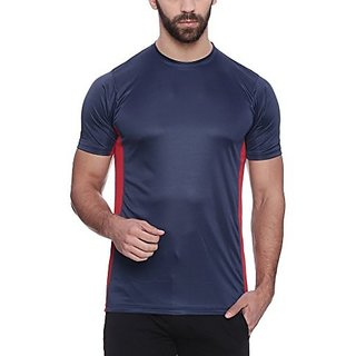 Campus Sutra Mens Dry Fit Jersey T-shirt