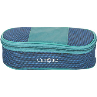 Sellebrity Royal Blue-Green Lunchbox-2 Steel Container
