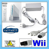 Universal 220V AC Adapter Power Supply For Nintendo Wii