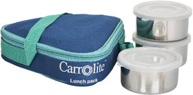 Sellebrity Triangle Blue-3 Steel Container
