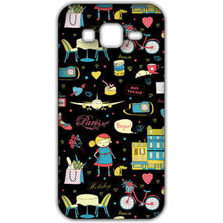 Seasons4You Designer back cover for  Samsung Galaxy J2 2016